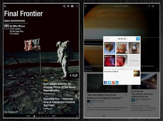 Flipboard - Top 25 Apps for Android Phones (2014)