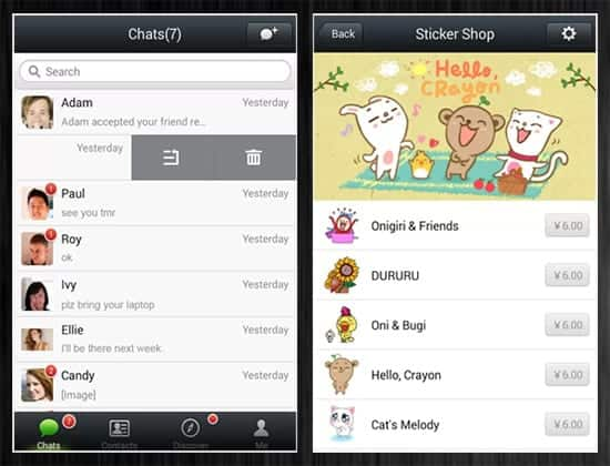 WeChat2 - Top 25 Apps for Android Phones (2014)