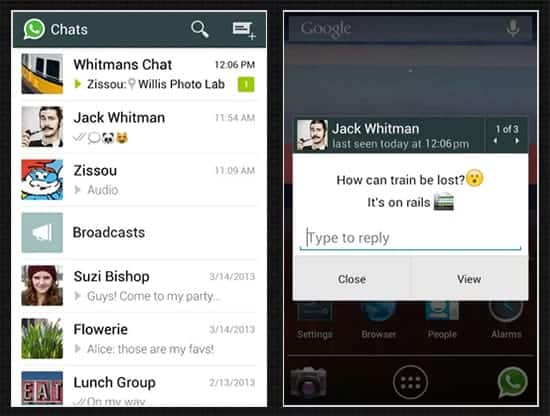 WhatsApp - Top 25 Apps for Android Phones (2014)