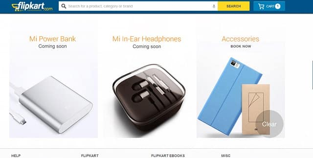 Xiamomi on flipkart - Xiaomi Accessories Power banks, Piston earphones,Flip Cover Now ON Flipkart