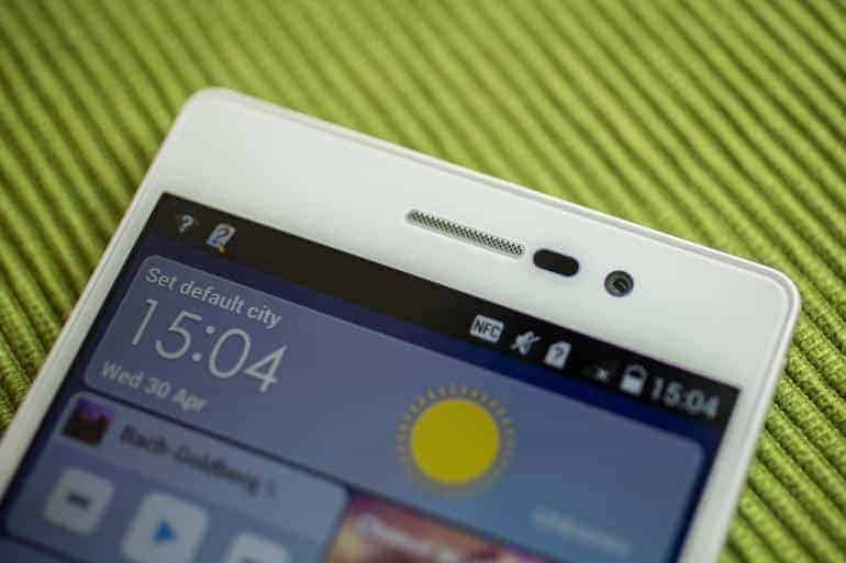 ascend p7 display - Huawei Ascend P7 Full Review