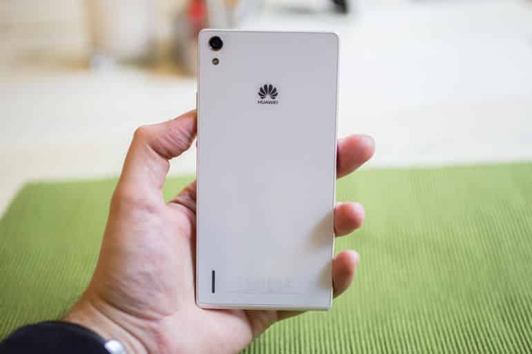 ascend p7 - Huawei Ascend P7 Full Review