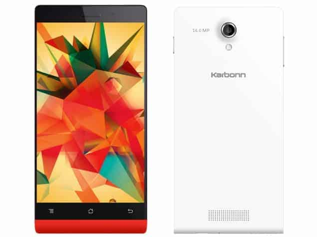 karbonn titanium octane - Karbonn Titanium Octane And Octane Plus Octa core In 11,990-12,960