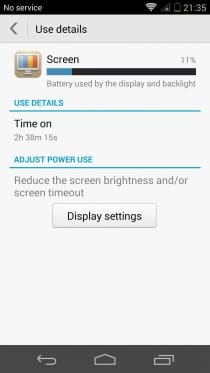 p7 battery - Huawei Ascend P7 Full Review