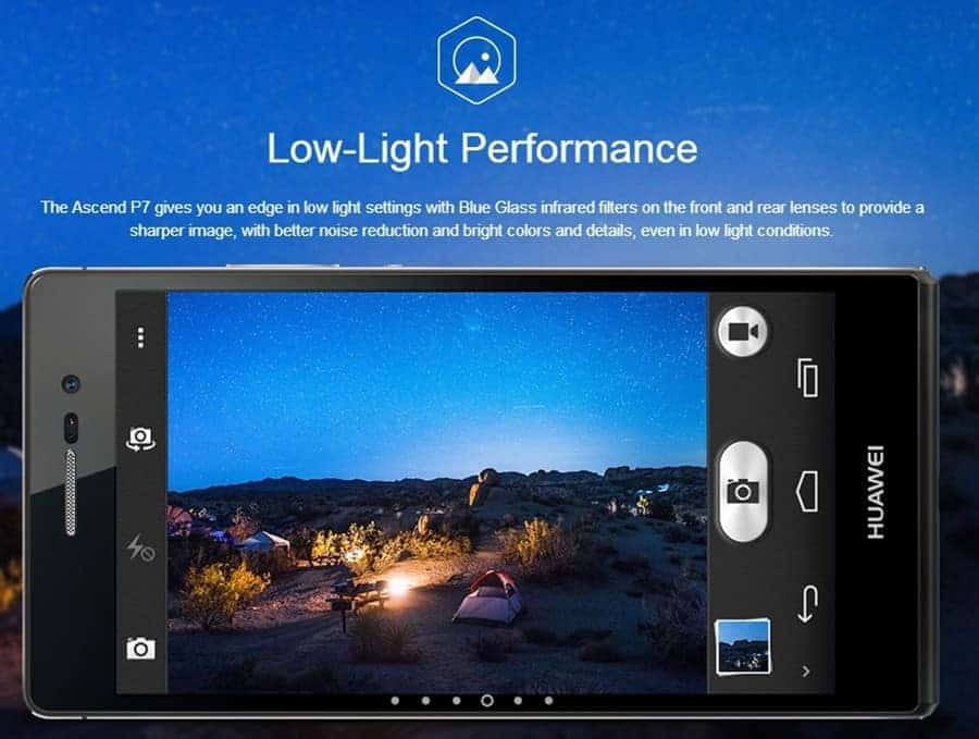 p7 camera - Huawei Ascend P7 Full Review