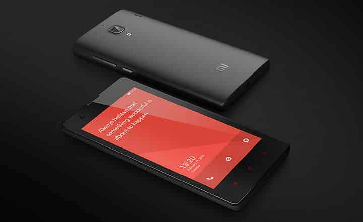 redmi 1s indonesia - Xiaomi Launched In indonesia With redmi 1S