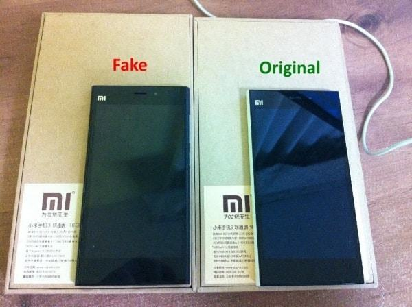 Fake mi 3 - Identify Xiaomi Products Real or Fake Where To Buy