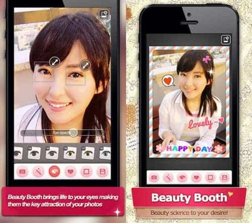 beauty booth pro - BEAUTY APPS FOR ANDROID TO MAKE YOU BEAUTY LOOK IN MINUTE