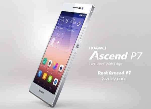 huawei ascend p7 root - Guide To Root Huawei Ascend P7 Easy Way Without Twrp