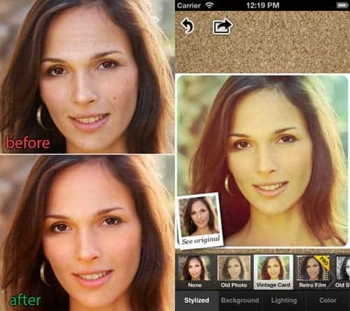 visage camera - BEAUTY APPS FOR ANDROID TO MAKE YOU BEAUTY LOOK IN MINUTE