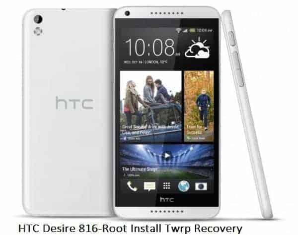 HTC Desire 8161