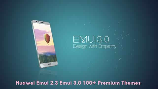 emui themes - Download Huawei EMUI Premium Themes For Emui 3.1, 3.0, 2.3