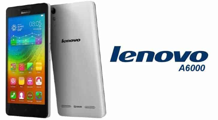 How To Root Lenovo A6000