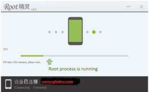 sjroot2 300x185 - Root Micromax Canvas Fire 2