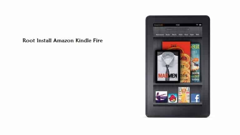Amazon Kindle Fire root - Root Install Twrp On Your Amazon Kindle Fire
