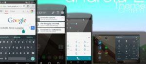 Android L 5.0 for CM11 300x132 - Change Your Android CM11 Devices To 5.0 L Look