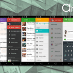 Android l 5.0 for CM11 Theme 1 - Change Your Android CM11 Devices To 5.0 L Look