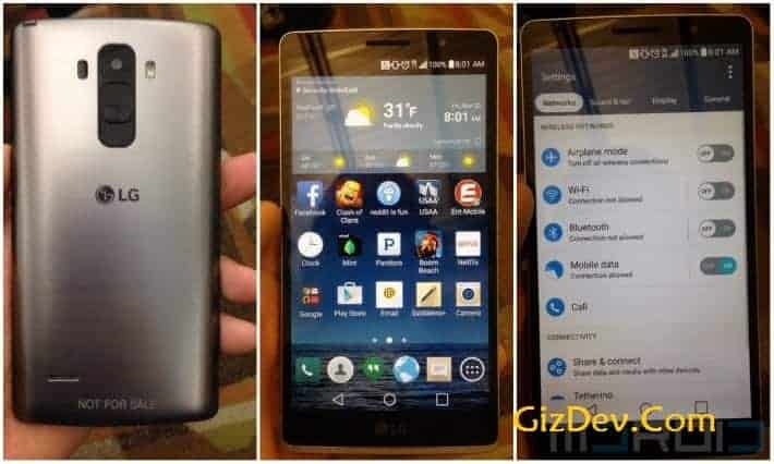 LGG4 leak - Lg G4 Picture Specification Leak Officially Launch Today In New York AT 11 AM In New York