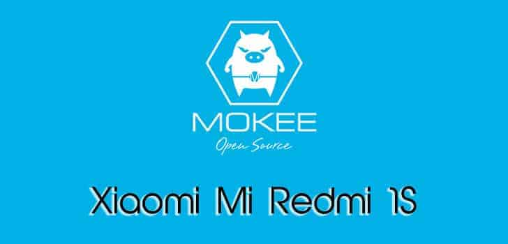 official mokee 5 0 rom for redmi 1s