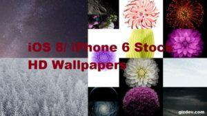 Apple iPhone 6 iOS 8 Wallpapers The Droid 300x169 - iOS 8/ iPhone 6 Stock HD Wallpapers Download