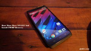 DSC06872 300x169 - Guide To Root Moto Maxx XT1225 And Install TWRP Recovery