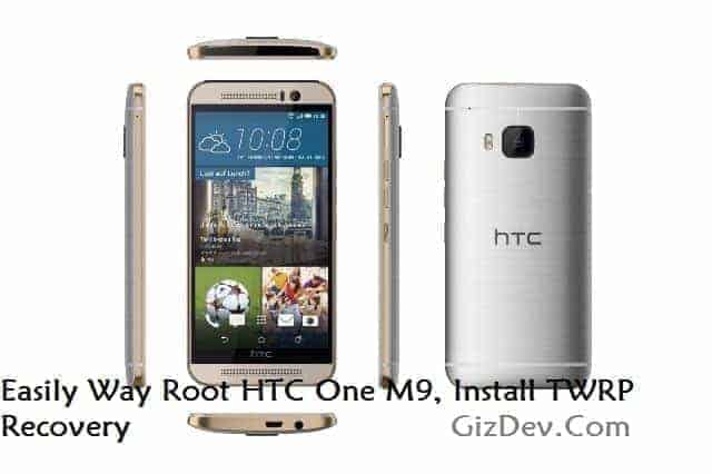 Htc M9 Root - Easily Way Root HTC One M9, Install TWRP with Squabbi's Toolkit