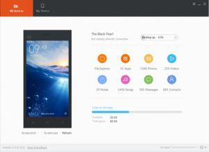MiPhone Manager 1 300x219 - Download Xiaomi Miphone Manager-(english)