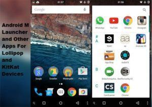 Android M Launcher 300x211
