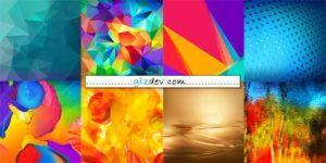 Galaxy S5 Stock Wallpapers1 300x150 - Download Samsung Galaxy S5 Stock Wallpapers, Apps and Ringtones