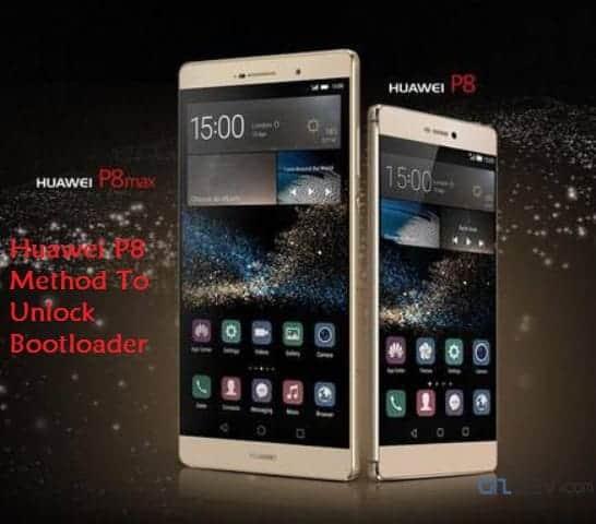 Huawei P8 Bootloader Unlock  - Guide For Huawei P8 Method To Unlock Bootloader