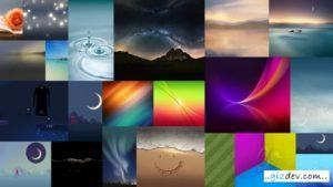 LG G Flex Wallpapers The Droid 300x169 - Download LG G Flex Stock Wallpapers, Ringtones and System Dump
