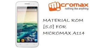 Micromax Canvas A114 261213 300x160 - MATERIAL ROM Android 5.0 FOR MICROMAX A114
