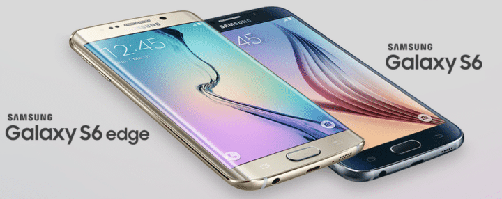 S6 and S6 Edge - List Of Android  Smartphones Brand That Will Get Android M Update