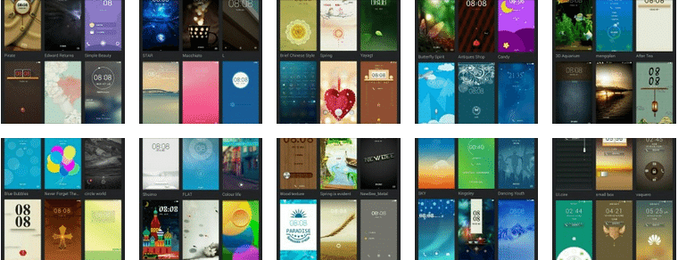 Huawei Emui 2 3-3 0 Themes For Ascend Honor Phones