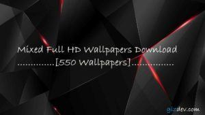 black polygon with red edges abstract hd wallpaper 1920x1080 1202 300x169 - Mixed Full HD Wallpapers Download[550 Wallpapers]