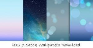 ios 7 default wallpapers 300x155 - iOS 7 Stock HD Wallpapers Download