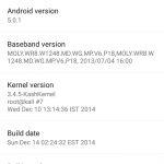 CM 12 Lollipop For Micromax Canvas HD A116 2 150x150