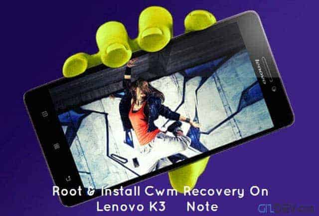 Lenovo-K3-Note-root-cwm