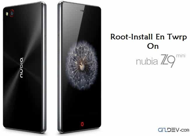 nubia z9 mini root tool - ZTE Nubia Z9 Mini One Click Root Tool To Install Twrp (En) Recovery