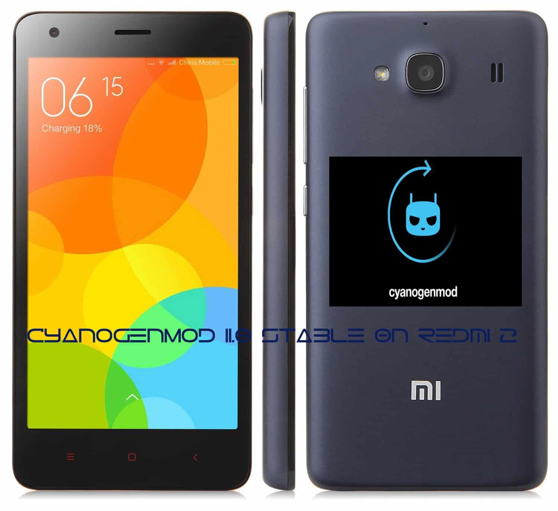 CyanogenMod-11-Redmi-2