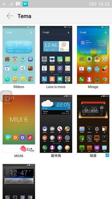 Theme Pack Lenovo A7000 - Download and Install Themes For Lenovo A7000 Vibe Ui