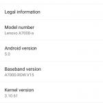 android M aosp Lenovo A7000 6 150x150 - AOSP Custom Rom Lolipop 5.0 For Lenovo A7000