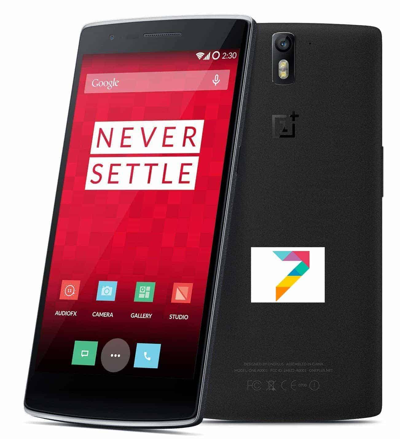 Rom Official Miui 7 Ported Rom For Oneplus One