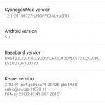 soqqhg 150x150 - Unofficial Cyanogenmod 12.1 [5.1.1] For ZTE Nubia Z9 Max