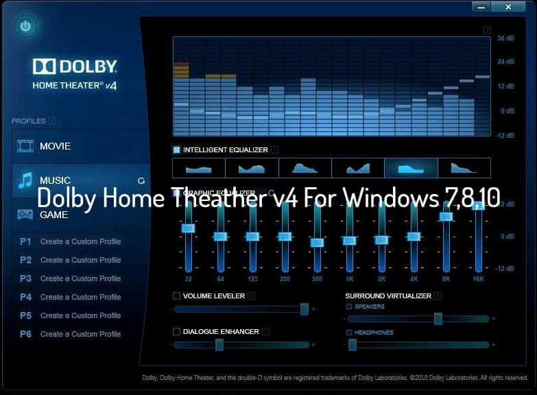 Dolby audio driver download & update for Windows 10 / 8.1 / 7 SOLVED
