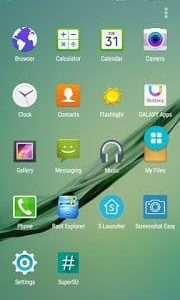 Galaxy s6 rom 7 180x300 - Samsung Galaxy S6 Android Lolipop Rom For Micromax A300