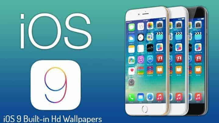 Ios9 Stock Wallpapers
