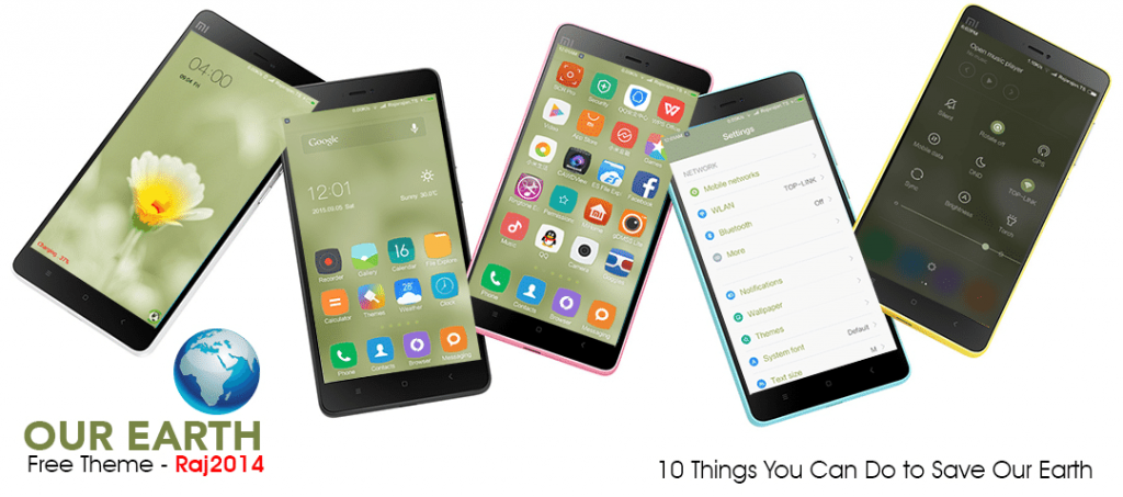 OurEarth miui 7 1024x453 - Top 10 Miui 6/7 Free Theme From Miui Theme Designer Team