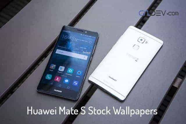 Download Huawei Mate S Stock HD Wallpapers For Any Phone