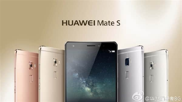 huawei mate s - [NEWS] Huawei Mate S World'S First Force Touch Technology Unboxing & Specification